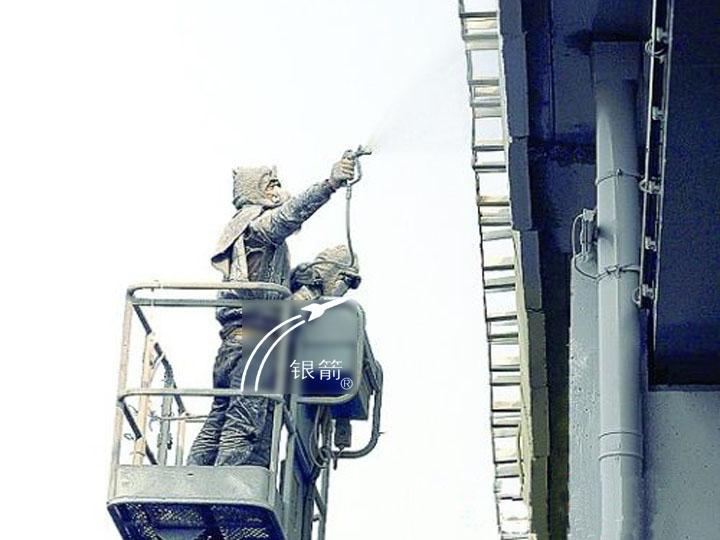银箭桥梁防腐用漂浮型铝银浆