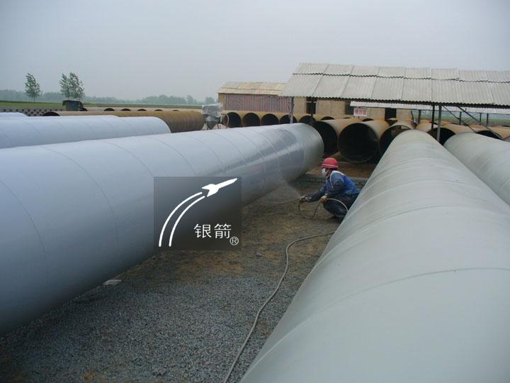 银箭漂浮型管道防腐涂料用铝银浆