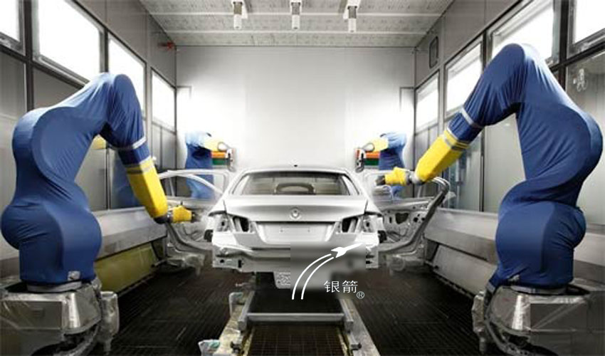 银箭OEM汽车漆铝银浆