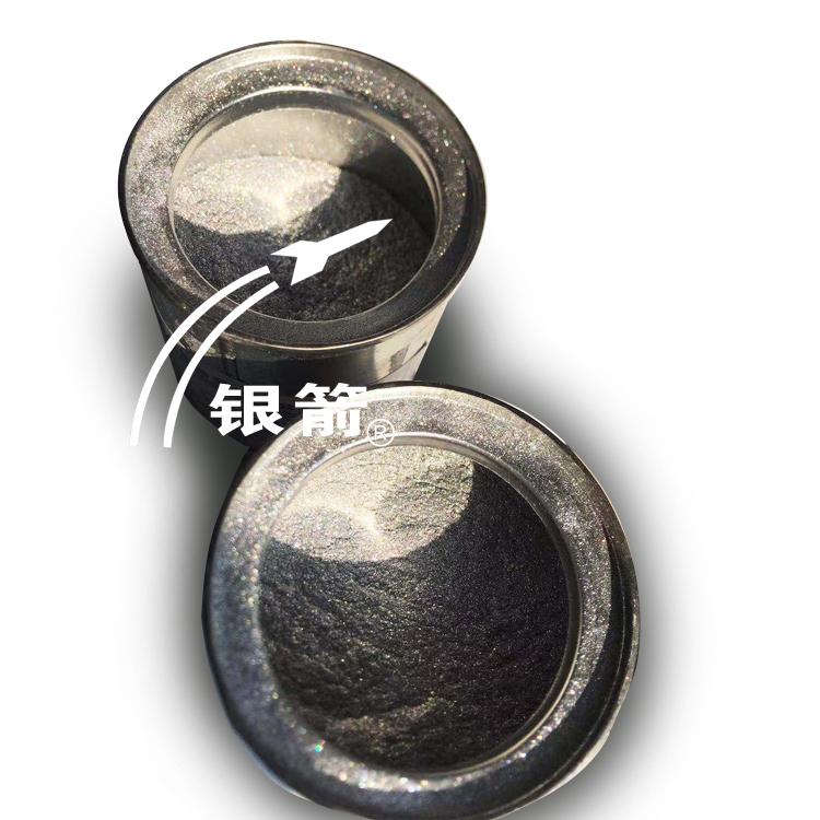无机硅包裹铝粉