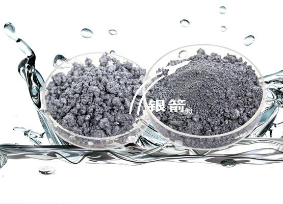 无机硅包覆水性铝银浆