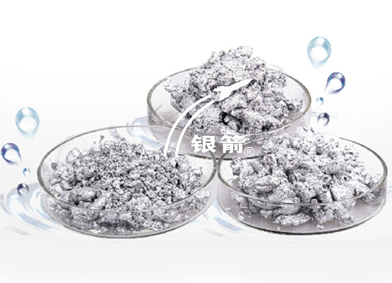 水性漂浮型铝银浆