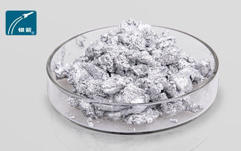 高性能漂浮型铝银浆