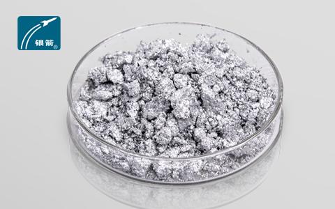 普通漂浮型铝银浆